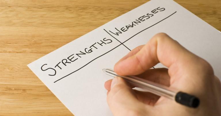good strengths for a resume chroncom